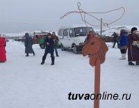 В Туве начали отмечать февральские праздники