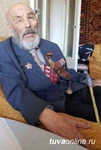 В Туве ушел из жизни ветеран Великой Отечественной войны Георгий Тимофеевич Огнев