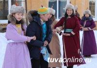 В Кызыле наградили победителей фестиваля «Молодежь по тропе национальных традиций»