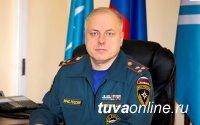 Поздравление с 8 марта начальника ГУ МЧС РФ по РТ Алексея Артемова