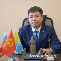 Поздравление с 8 марта мэра города Кызыла Карима Сагаан-оола Милые женщины!