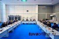 Тува приняла участие в совете по физкультуре и спорту Межрегиональной ассоциации «Сибирское соглашение»
