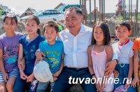В Туву поступили более 4,5 миллионов рублей на выплату нового пособия на третьего ребенка
