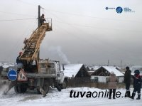 В Туве из-за аварии без света остались больше 16 тысяч человек