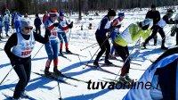 В Туве проходит Общероссийский лыжный марафон «Снежный барс»