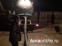 В Туве начинается сезон весенних паводков