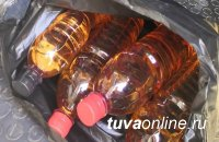 Тува: Торговца самогоном навсегда выгнали с ярмарки выходного дня