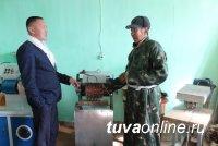 Тува: В отдаленной Тодже реализуют маркированные унты