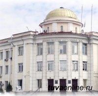В Кызыле сотрудниками полиции установлен мужчина, повредивший машину скорой помощи