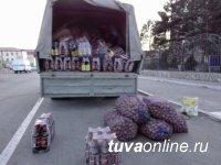 В Туве у 18-летнего самагалтайца изъяли 810 литров контрафактного пива