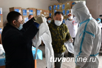 Подаренные Сергеем Шойгу средства защиты распределили между медицинскими учреждениями Тувы