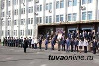 В Туве отмечают 75-летие Победы