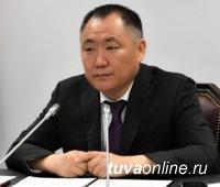 Обращение Главы Тувы Шолбана Кара-оола о текущей ситуации с коронавирусом