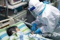 В Туве число больных за сутки выросло на 52 человека