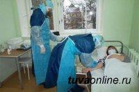 В Туве за сутки + 30 случаев заболевания COVID-19