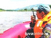 В Туве ищут тело пропавшего 36-летнего бай-тайгинца