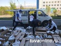 Глава Тувы вместе с соратниками перечислил на гуманитарную помощь землякам месячную зарплату