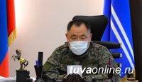 Глава Тувы, заболевший коронавирусом, призывает земляков беречь себя от заразы