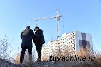 В текущем строительном сезоне в Туве для переселенцев достроят 11 многоквартирных домов