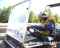 В Туве запретили посещать водные объекты