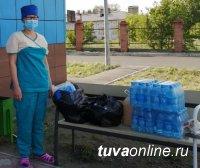 В Туве образовательные организации оказывают поддержку врачам