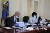 Члены фракции «Единой России» в Верховном Хурале подвели итоги работы за первое полугодие