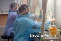 Тува лидирует по объемам тестирования на COVID-19 - более 88 тысяч тестов