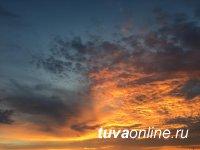 В Туве 22 июня неблагоприятные погодные условия