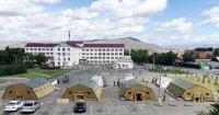Минобороны РФ построит в Туве мобильный госпиталь для борьбы с коронавирусом