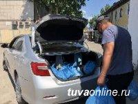 В Кызыле продуктовую поддержку получили 5695 граждан старше 65 лет