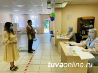 В Туве проходит голосование по поправкам в Конституцию России