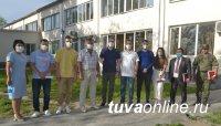 В Туве работают российские медики, прибывшие оказать помощь в лечении коронавируса