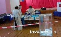В Туве голосование по поправкам в Конституцию РФ прошло с повышенным соблюдением санитарно-эпидемиологических норм