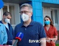 Московские врачи призывают жителей Тувы соблюдать самоизоляцию и социальную дистанцию