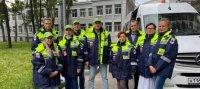 Врачи из СЗАО отправились на борьбу с коронавирусом в Республику Тыва
