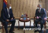 Тува поздравила Монголию с праздником животноводов Наадам