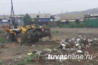 Прокуратура Тувы разъясняет что делать в случае обнаружения несанкционированной свалки