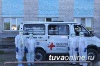 Тува. На 18 июля за сутки выявлено 40 новых случаев заболевания COVID-19, выписано 178 выздоровевших