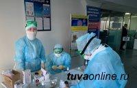 В Туве на 22 июля за сутки COVID-19 заболели 35 человек, выздоровели – 184