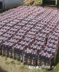 В Туве изъяли без малого две тонны «адского» зелья