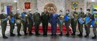 Военным медикам в Туве вручены государственные награды республики