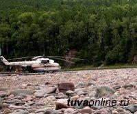 В Туве спасатели нашли трех пропавших туристов живыми