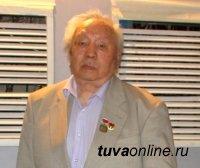 Сегодня ветерану здравоохранения Опанасу Хурбаевичу Ондару - 85!