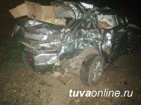 В смертельных ДТП в Туве погибли три человека, в том числе двое детей 7 и 13 лет