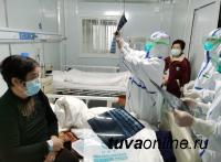 В Туве выписаны 308 выздоровевших от коронавируса пациентов
