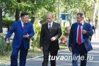 Тува празднует 99 лет со дня основания