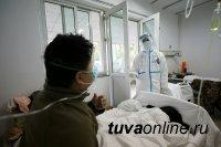 На 15 августа в Туве выявлены 19 заболевших COVID-19
