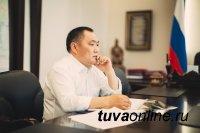 Глава Тувы сообщил о повторном заражении коронавирусом - РИА Новости