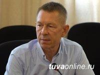 Александр Брокерт: Глава республики принципиально лечился в Туве, не выезжая за пределы