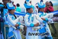 В Туве отмечают День животновода - Наадым